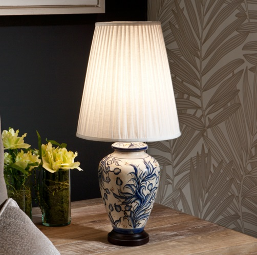 Diana Table Lamp E27 60W cerámica
