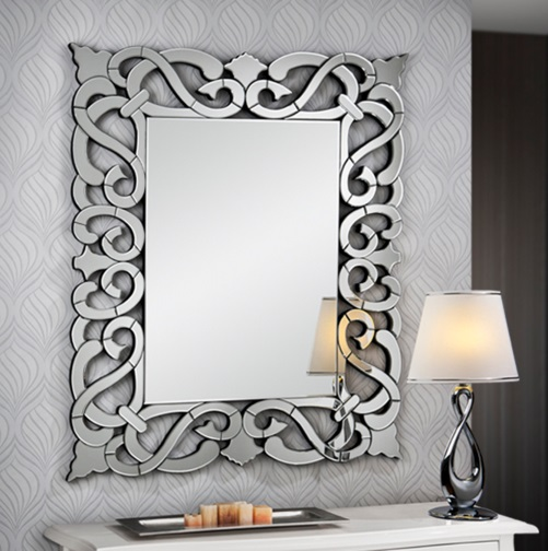 Dunia rectangular mirror 110x120