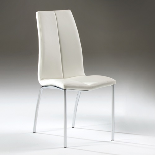 Malibu silla Blanco