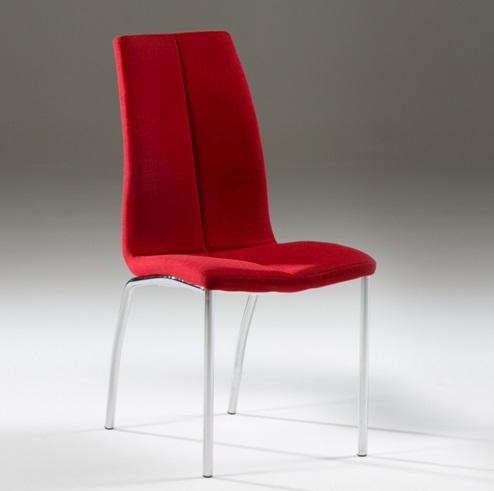 Malibu silla Rojo