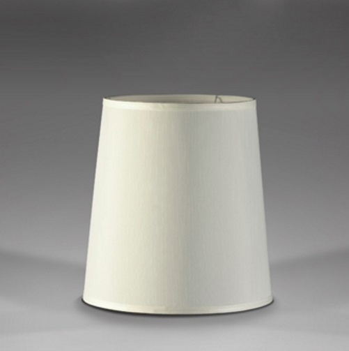 Elsa (Accessory) lampshade textile white 30x32cm