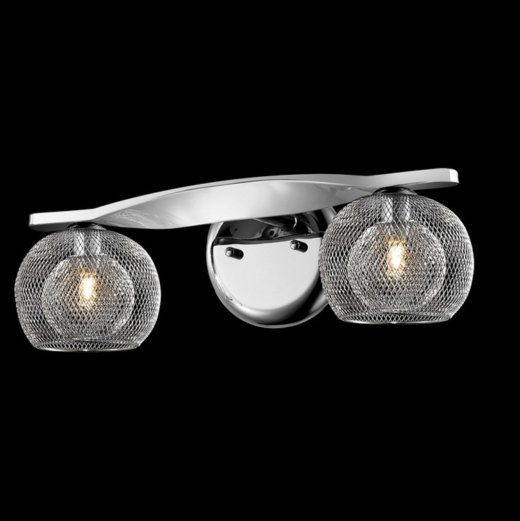 Rex Applique 2xG9 LED 4W Chrome