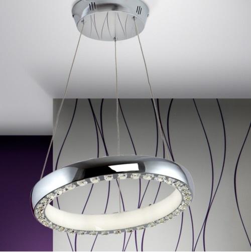 Star Pendant Lamp LED Small