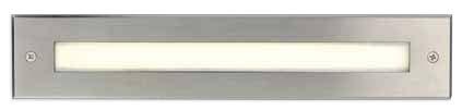 Skin Encastré LED 5W 3000K 24VDC IP67