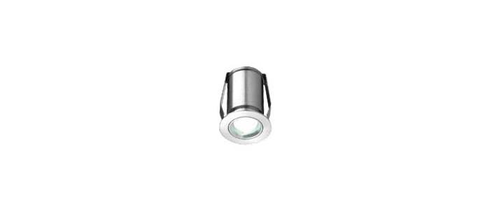 Hula Empotrable Aluminio 1W 350mA tondo 4200K IP54