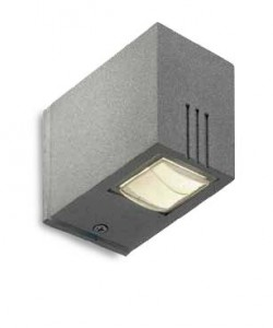 Fusion LED Aplique 3W 4000k IP54 Aluminio