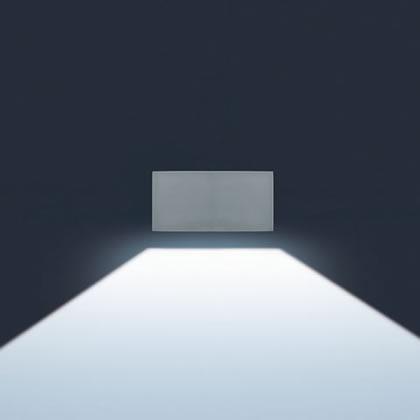 Lift Aplique rectangular HIT-DE 150w blanco