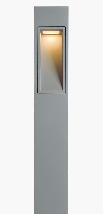 Megablinker Beacon 10 Accent LED 6000k 25w 230v Grey Aluminium