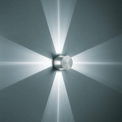 Blitz 4 Finestre Qt32 105w 4 fascio Medios Grigio Alluminio