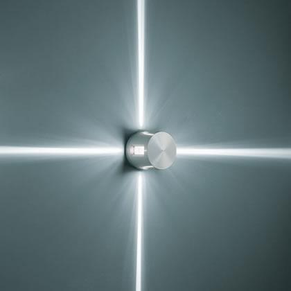 Blitz 4 Finestre Qt32 105w 4 fascio estrechos Grigio Alluminio