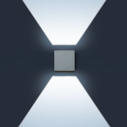 Lift Applique Quadrata Hit tc Cri 35w 2 lunga bundle 60ú Corten