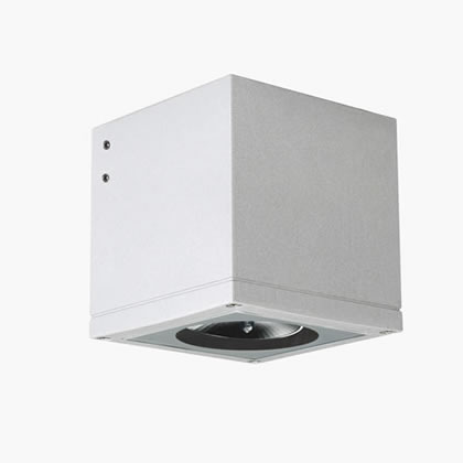 Loft Applique 4 Accent LED 6000k 10w 230v 22º bianco