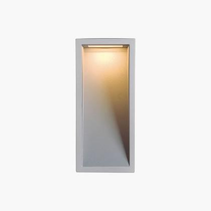 Megablinker Wall Lamp 10 Accent LED 6000k 25w 230v Grey Aluminium