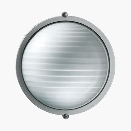 Plafoniere Wall Lamp with ring Tc-d 18w white