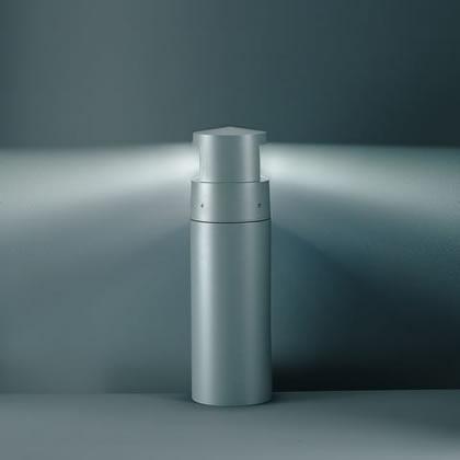 Microreef Paletto 4 Accent LED 10w 2 beams light Grey Aluminium