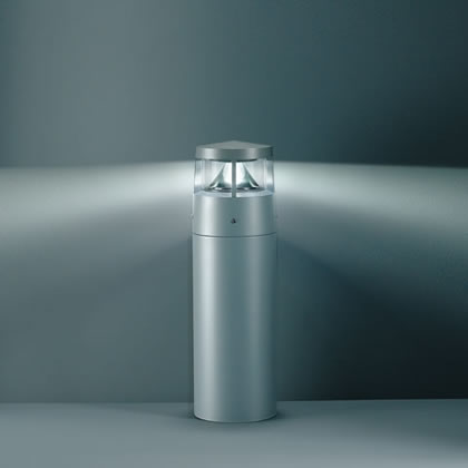 Microreef Paletto 4 Accent LED 10w 4 beams light Grey Aluminium