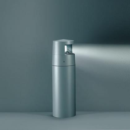 Microreef Paletto 4 Accent LED 10w 1 beam light Grey Aluminium