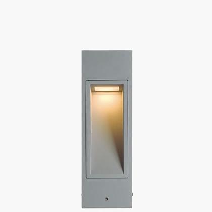 Miniblinker Beacon 4 Accent LED 6000k 10w 230v H350mm Grey Aluminium