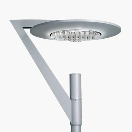 Minislot Avant garde Simmetrico HIT-CRI 70w Grey Aluminium