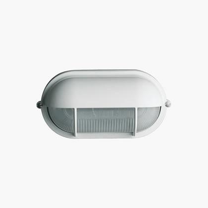 Plafoniere Wall Lamp oval Tc-d 13w 900 ml white