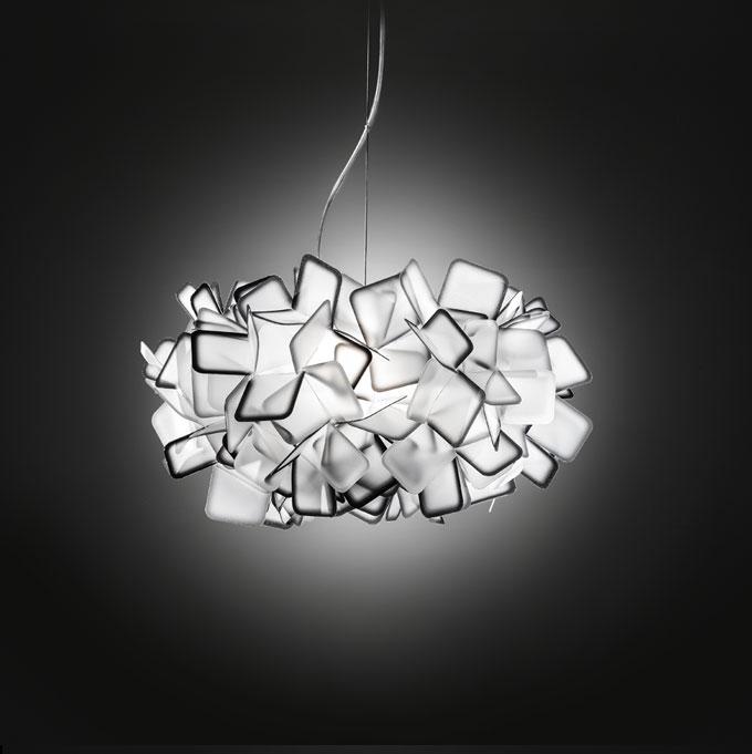 Clizia Pendant Lamp E27 2x20w Black