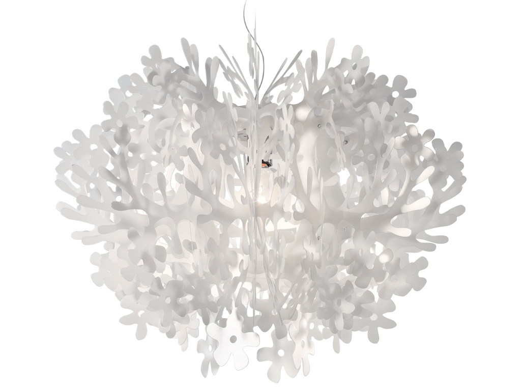 Fiorella suspensão 1xE27 100w branco