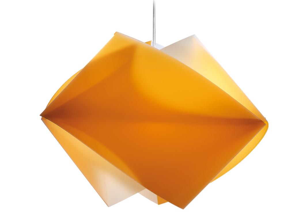 Gemmy suspensão 1xE27 75w laranja