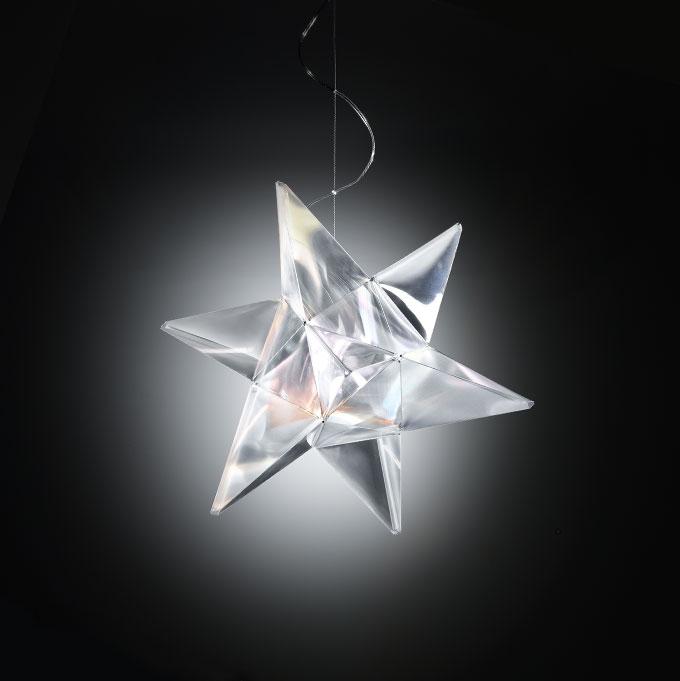Superstar suspensão PRISMA 1xE27 75w