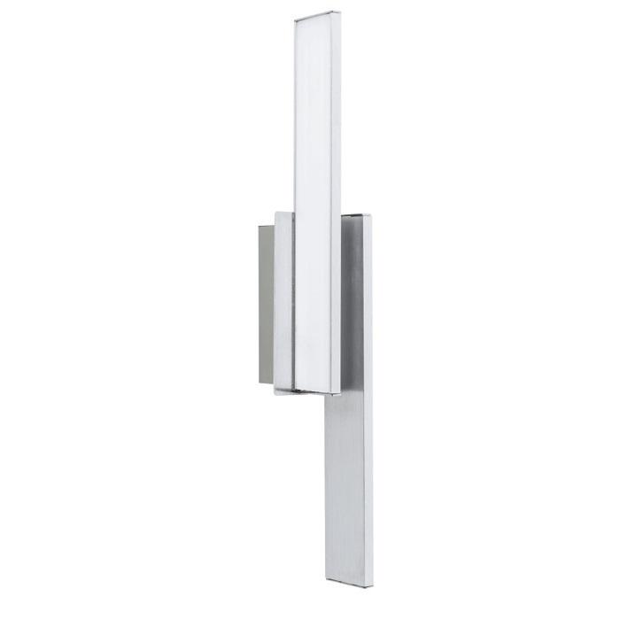 Alboran Wall Lamp 2x5W LED - Aluminium cepillado
