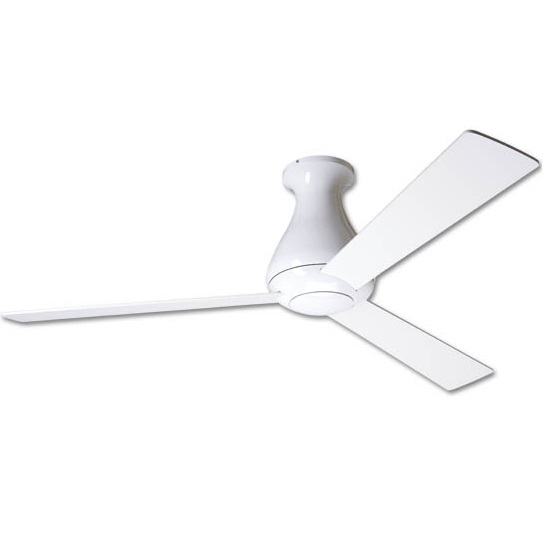 Altus Hugger Fan white bright Aspas 91cm with light speed wall