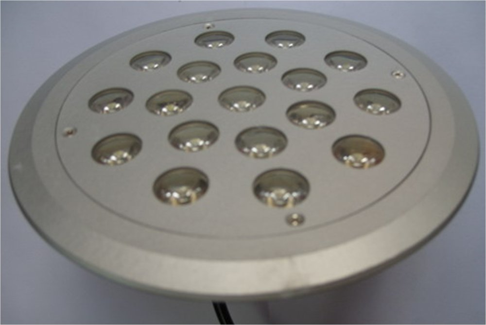 SERIE TG LED Downlight, body Aluminium, óptica Transparent 2 PIN 21x21W