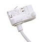 Track three-phase Accessory Adapter with cable white