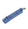Track three-phase Accessory tool of doblado Aluminium