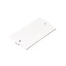 Track Trifásico Accessory lid accesories Lineales for Track Recessed white