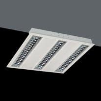 luminary Polivalente G5 T5 HE 3x14W Darklight brillo extrapuro
