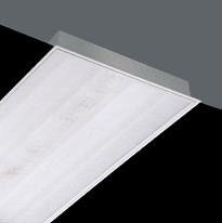 Luminaria Polivalente G13 T26 4x18W balastro magnetico