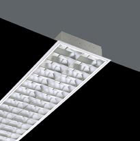 luminary Polivalente G13 T26 2x18W Blast magnético Darklight Mate