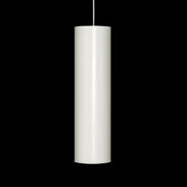 Tubular Pendant Lamp G12 HIT 70W equp mag AF Black Shiny