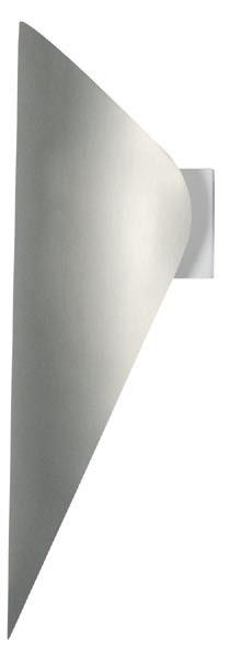 Teula Wall Lamp E27 A60 100W Nickel mate