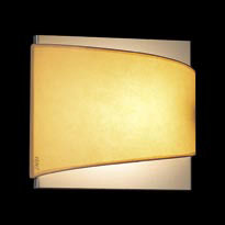Vent Wall Lamp G24 d3 TC D 26W Diffuser Pergamino Ocre Equp Magnético BF Grey