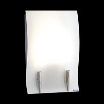 Aplic Wall Lamp G24 d3 TC D 26W Diffuser methacrylate Matizado Equp Magnético BF white