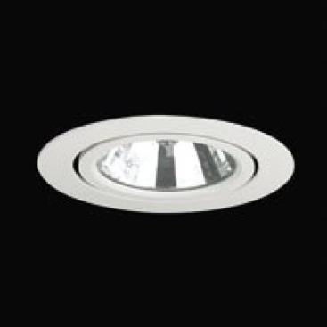 Angle Downlight GY 6.35 QT12 100W Grey