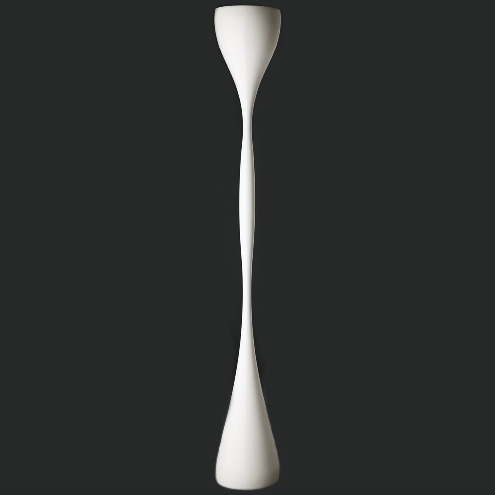 Jazz Floor Lamp 190cm R7s 400w - White lacquered Brillo