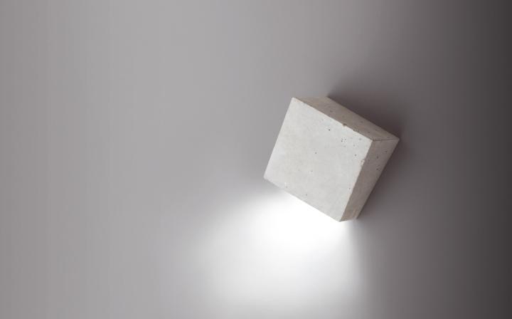 Break Aplique 12x11cm Lacado blanco