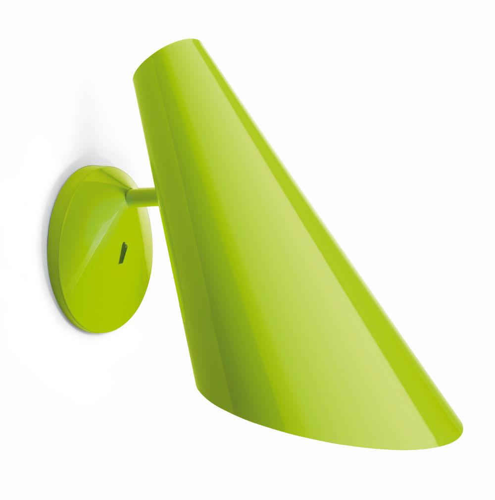 I.Cono Aplique altura ajustable Verde