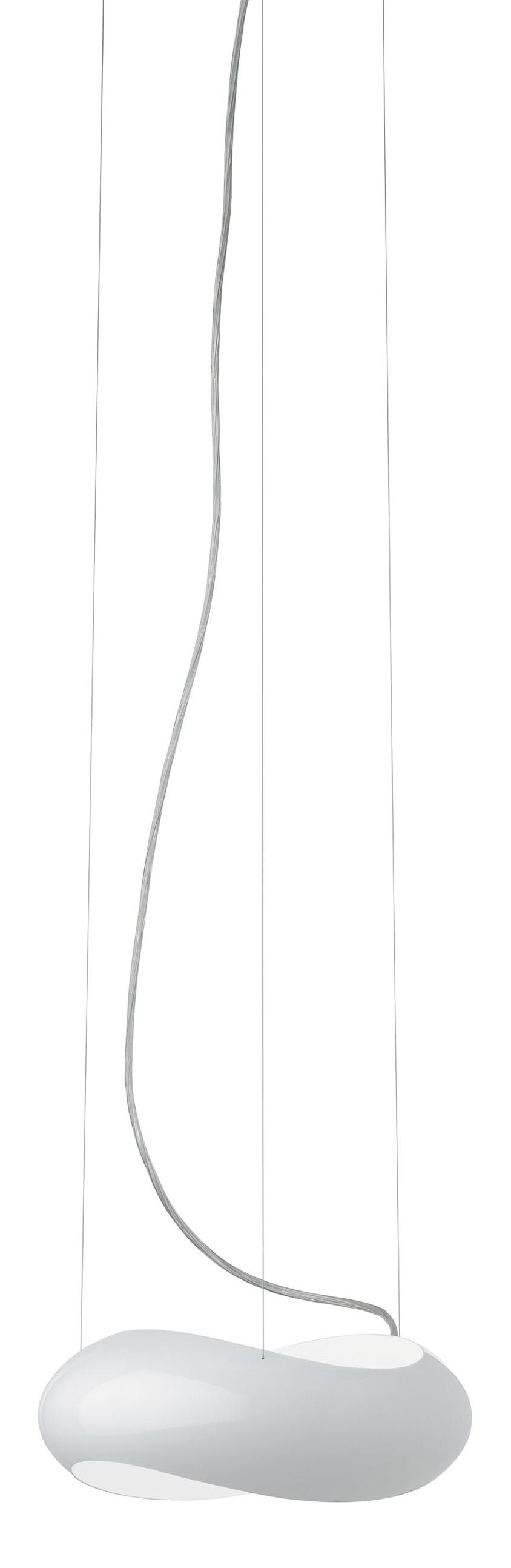 Infinity Lámpara Colgante Pequeño blanco