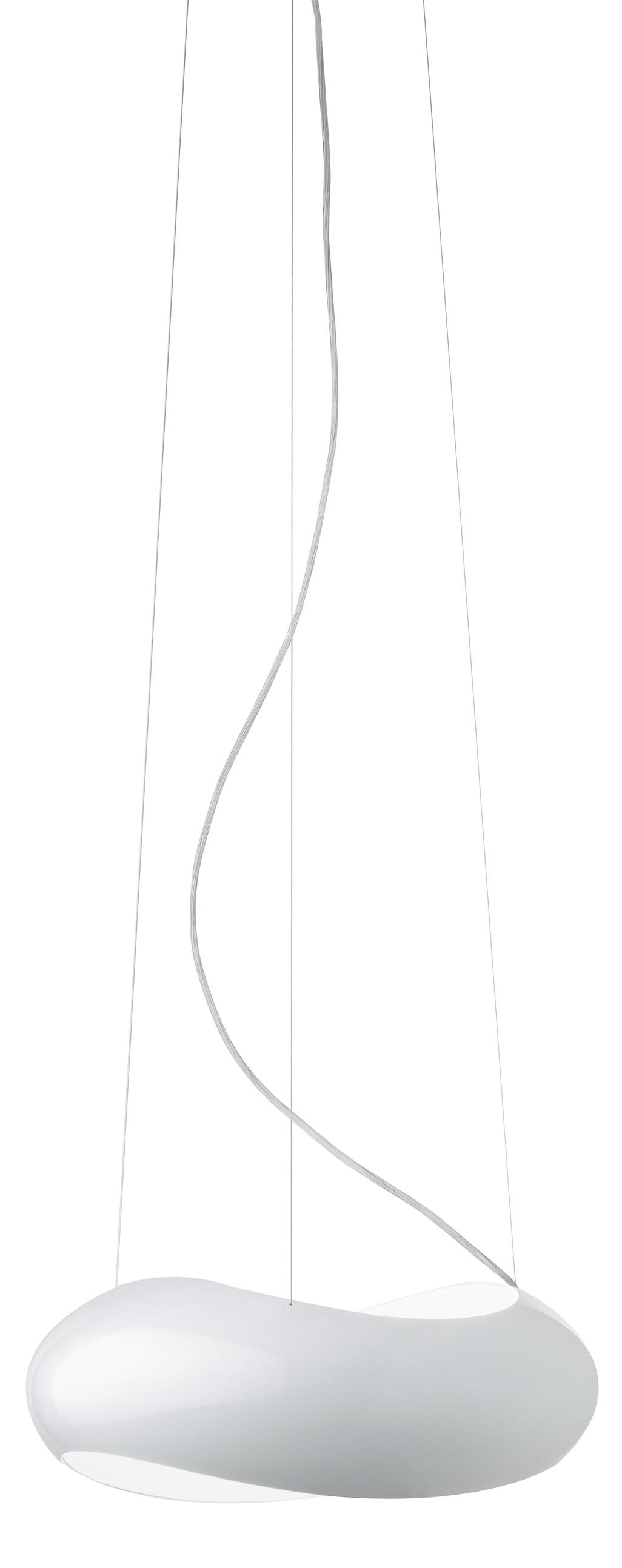 Infinity Lámpara Colgante Grande blanco