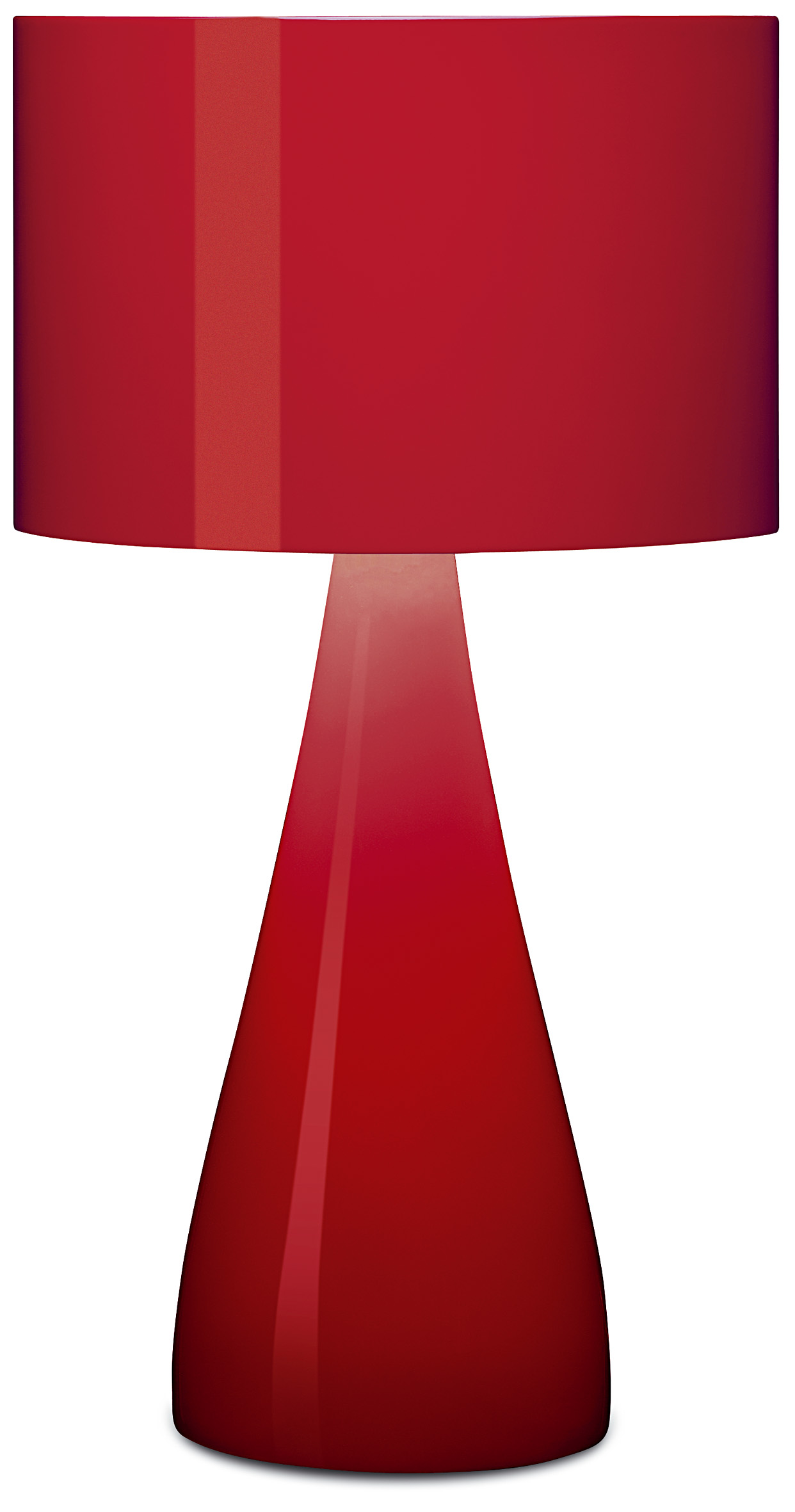Jazz Table Lamp Mini 40cm 3xG9 40w - Lacquered white matt
