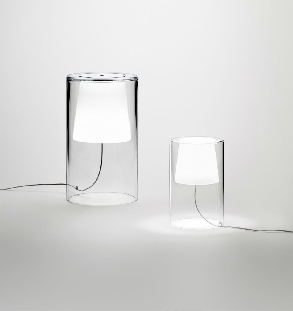 Join Table Lamp 14cm G9 48w - Glass of Borosilicato