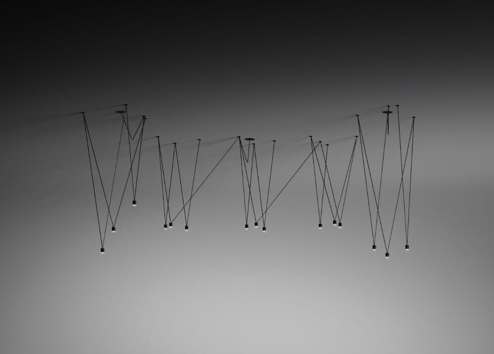 Match Sistema Suspensión LED personalizable